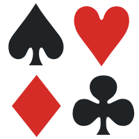 Playing Card Suit Templates http://www.cakitches.com/general/playing-cards-suits.html